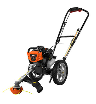 Powermate Wheeled String Trimmer Mower PWSTM4317